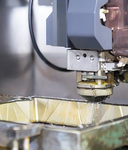 Elettroerosione a filo o a tuffo prototitpi meccanici a Imola